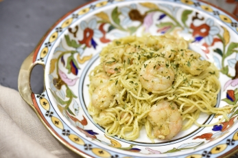 Quick & Delicious Shrimp Scampi